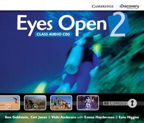 Eyes Open Level 2 - Class Audio CDs (3)