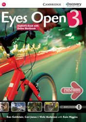 Eyes Open Level 3 - Student's Book with Online Workbook and Online Practice