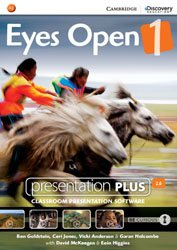 Eyes Open Level 1 - Presentation Plus DVD-ROM