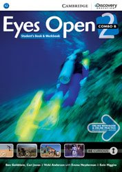 Eyes Open Level 2 - Combo B with Online Workbook and Online Practice