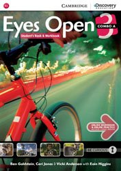 Eyes Open Level 3 - Combo A with Online Workbook and Online Practice