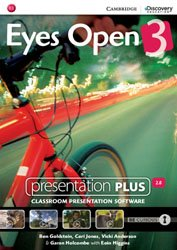 Eyes Open Level 3 - Presentation Plus DVD-ROM