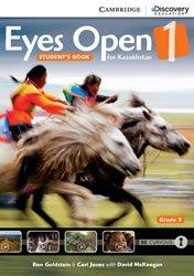 Eyes Open Level 1 - Student's Book (Grade 5 Kazakhstan Edition)