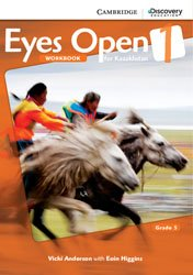 Eyes Open Level 1 - Workbook (Grade 5 Kazakhstan Edition)