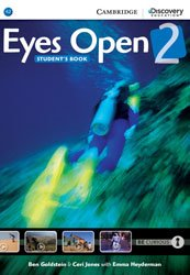 Eyes Open Level 2 - Student's Book and Workbook with Online Practice (MoE Cyprus Edition)