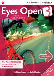 Eyes Open Level 3 - Workbook with Online Practice (Dutch Edition)