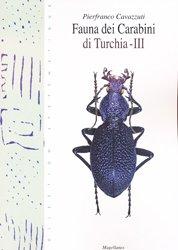 Fauna dei Carabini di Turchia III