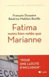 Fatima moins bien notée que Marianne...
