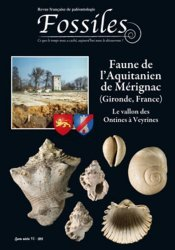 Faune de l'Aquitanien de Mérignac (Gironde, France)