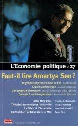 Faut-il lire Amartya Sen