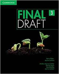 Final Draft Level 3 - Student's Book with Online Writing Pack