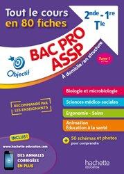 La couverture et les autres extraits de Biologie et microbiologie appliquées Sciences médico-sociales ASSP