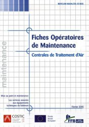 Fiches opératoires de maintenance