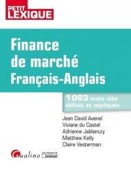 Finance de marché français-anglais