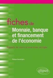 Fiches de Monnaie, banque et financement de l'économie