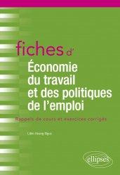 Fiches d'Économie du travail et des politiques de l'emploi