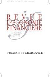 Finance et croissance
