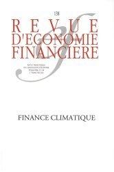 Finance climatique