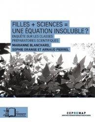 Filles + sciences = une équation insoluble