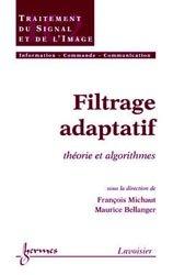 Filtrage adaptatif