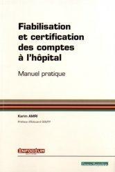 Fiabilisation et certification des comptes de l'hôpital
