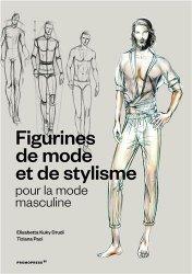 A paraitre dans Artisanat - Arts décoratifs, Figurines de mode et de stylisme pour la mode masculine