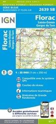 La couverture et les autres extraits de Calvi, cirque de Bonifatu, PNR de Corse. 1/25 000