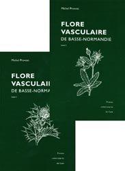 Flore vasculaire de Basse-Normandie Tome 1 et 2