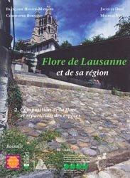 Flore de Lausanne et de sa région Tome 2