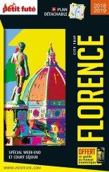 La couverture et les autres extraits de Florence. Edition 2018