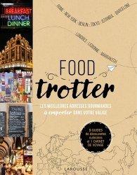 Food trotter. 9 guides de découvertes culinaires et 1 carnet de voyage