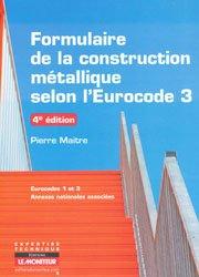 Formulaire de la construction métallique