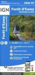 La couverture et les autres extraits de La Haye-du-Puits Lessay. 1/25 000