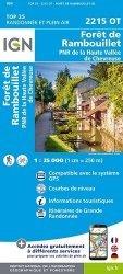 La couverture et les autres extraits de Forêt de Rambouillet, PNR de la Haute-Vallée de Chevreuse. 1/25 000