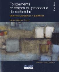 Fondements et étapes du processus de recherche