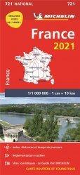 La couverture et les autres extraits de France Grands itinéraires. 1/1 000 000