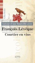 François Leveque, courtier en vins