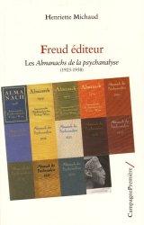 Freud éditeur