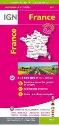 La couverture et les autres extraits de France Sud-Est. 1/320 000
