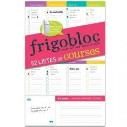 Frigobloc 52 listes de courses
