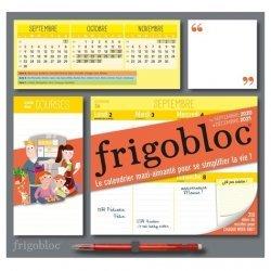 La couverture et les autres extraits de Frigobloc recettes au robot cuiseur