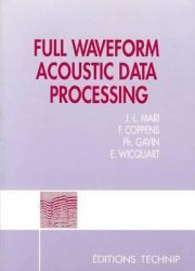 Full waveform acoustic data processing