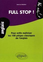 Full Stop !