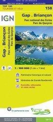 La couverture et les autres extraits de Haut Cians, Valberg, Parc National du Mercantour. 1/25 000