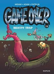 GAME OVER T.19  -  BEAUTY TRAP  |