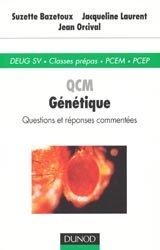 La couverture et les autres extraits de Génétique