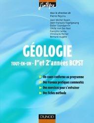 Géologie tout-en-un 1ère et 2ème années BCPST
