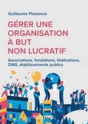 Gérer une organisation à but non lucratif