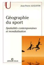 Géographie du sport Spatialités contemporaines et mondialisation