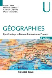 La couverture et les autres extraits de Géographie de la mondialisation. 3e édition